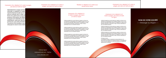 exemple depliant 4 volets  8 pages  web design abstrait abstraction arriere plan MLGI89753