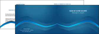 faire modele a imprimer depliant 2 volets  4 pages  web design texture contexture structure MLIP90097