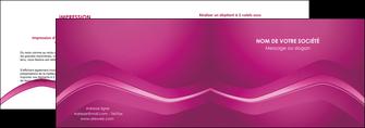 maquette en ligne a personnaliser depliant 2 volets  4 pages  web design texture contexture structure MLGI90543