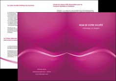 creation graphique en ligne depliant 2 volets  4 pages  web design texture contexture structure MLGI90567