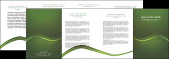 creation graphique en ligne depliant 4 volets  8 pages  texture contexture structure MLGI90621