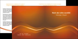 realiser depliant 2 volets  4 pages  web design texture contexture abstrait MLGI90835