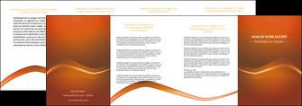 imprimer depliant 4 volets  8 pages  web design texture contexture abstrait MLGI90847