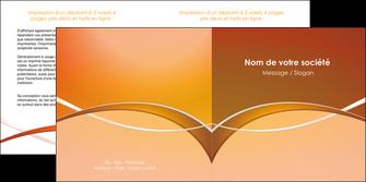 creation graphique en ligne depliant 2 volets  4 pages  web design texture contexture abstrait MLGI91077