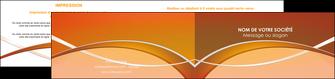 faire modele a imprimer depliant 2 volets  4 pages  web design texture contexture abstrait MIFLU91083