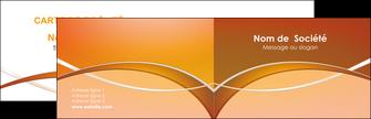 imprimer carte de visite web design texture contexture abstrait MIFLU91099