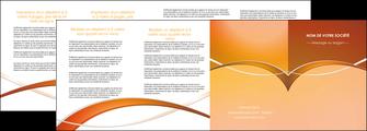 imprimerie depliant 4 volets  8 pages  web design texture contexture abstrait MLGI91109
