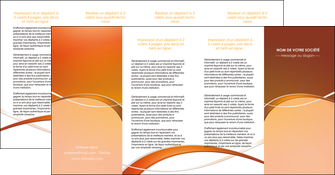 realiser depliant 4 volets  8 pages  web design texture contexture abstrait MLGI91113