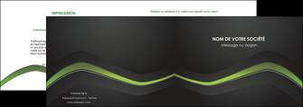 modele depliant 2 volets  4 pages  web design texture contexture abstrait MLGI91193