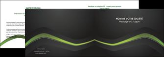 imprimer depliant 2 volets  4 pages  web design texture contexture abstrait MLGI91195