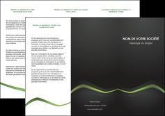 modele en ligne depliant 3 volets  6 pages  web design texture contexture abstrait MLGI91203