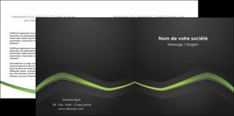 imprimer depliant 2 volets  4 pages  web design texture contexture abstrait MLGI91207