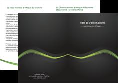 maquette en ligne a personnaliser depliant 2 volets  4 pages  web design texture contexture abstrait MLGI91217