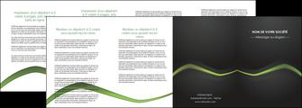 creer modele en ligne depliant 4 volets  8 pages  web design texture contexture abstrait MLGI91221