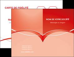 personnaliser maquette carte de visite web design texture contexture abstrait MIF91471