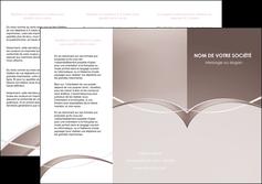 modele depliant 3 volets  6 pages  web design texture contexture abstrait MIS91497