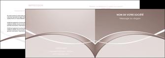 creer modele en ligne depliant 2 volets  4 pages  web design texture contexture abstrait MIS91515