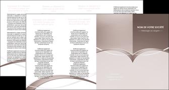 creation graphique en ligne depliant 4 volets  8 pages  web design texture contexture abstrait MIS91537