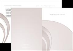 impression depliant 2 volets  4 pages  web design texture contexture structure MLGI92425