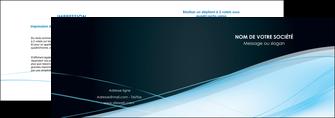 cree depliant 2 volets  4 pages  web design texture contexture structure MLGI92783