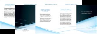 imprimerie depliant 4 volets  8 pages  web design texture contexture structure MLGI92809