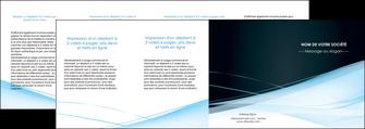 modele en ligne depliant 4 volets  8 pages  web design texture contexture structure MLGI92815