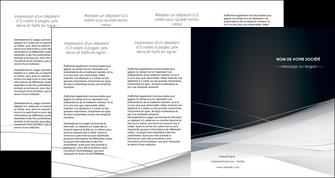 personnaliser maquette depliant 4 volets  8 pages  web design texture contexture structure MLIG92865