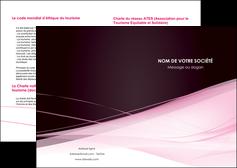 personnaliser modele de depliant 2 volets  4 pages  web design texture contexture structure MLGI92877
