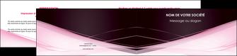 imprimerie depliant 2 volets  4 pages  web design texture contexture structure MLGI92907