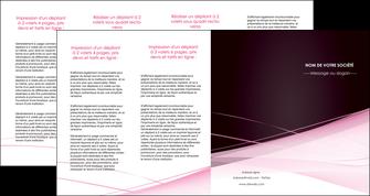 maquette en ligne a personnaliser depliant 4 volets  8 pages  web design texture contexture structure MLGI92917