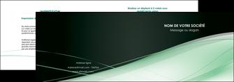 creer modele en ligne depliant 2 volets  4 pages  web design texture contexture structure MLGI92939