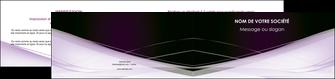 creer modele en ligne depliant 2 volets  4 pages  reseaux texture contexture structure MLGI93087