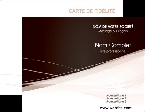 creer modele en ligne carte de visite web design texture contexture structure MLGI93451