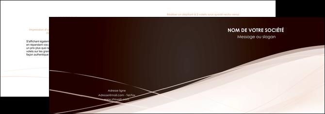 creation graphique en ligne depliant 2 volets  4 pages  web design texture contexture structure MLGI93457