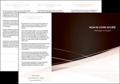 faire modele a imprimer depliant 3 volets  6 pages  web design texture contexture structure MLGI93467