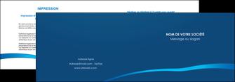 modele en ligne depliant 2 volets  4 pages  web design texture contexture structure MLGI93519