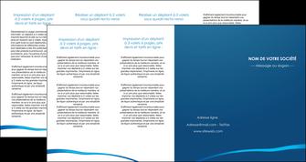 personnaliser maquette depliant 4 volets  8 pages  web design texture contexture structure MLGI93541