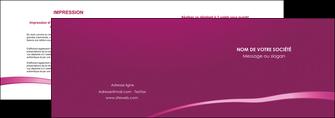 faire modele a imprimer depliant 2 volets  4 pages  web design texture contexture structure MIS93623