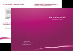 creer modele en ligne depliant 2 volets  4 pages  web design texture contexture structure MIS93633