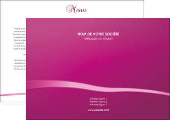personnaliser maquette set de table metiers de la cuisine menu set de table set de table menu MIS93639