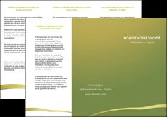 modele depliant 3 volets  6 pages  web design texture contexture structure MLGI93657
