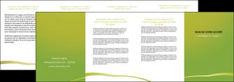 creer modele en ligne depliant 4 volets  8 pages  web design texture contexture structure MLGI93693
