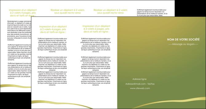 personnaliser modele de depliant 4 volets  8 pages  web design texture contexture structure MLIG93697