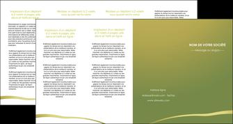 personnaliser modele de depliant 4 volets  8 pages  web design texture contexture structure MLGI93697