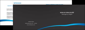 personnaliser maquette depliant 2 volets  4 pages  web design texture contexture structure MLGI93739