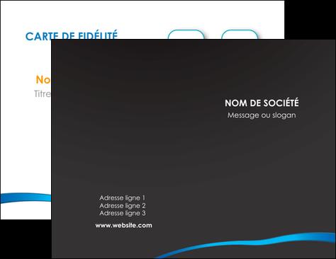 impression carte de visite web design texture contexture structure MLGI93747