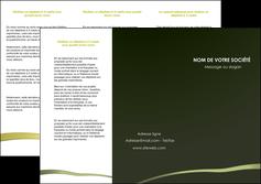 exemple depliant 3 volets  6 pages  web design texture contexture structure MLGI93877