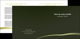 faire modele a imprimer depliant 2 volets  4 pages  web design texture contexture structure MLGI93881