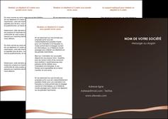 imprimer depliant 3 volets  6 pages  web design texture contexture structure MLGI93959