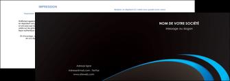 realiser depliant 2 volets  4 pages  web design contexture structure fond MLGI94219